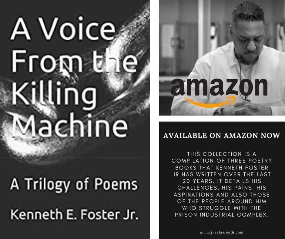 Kenneth Foster - A Voice from the Killing Machine