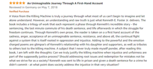 Kenneth-Foster-Amazon-Book-Review