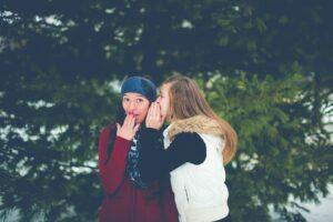 gossip is bad