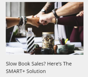 booksgosocial slow books sales?