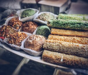 Turkish-sweets
