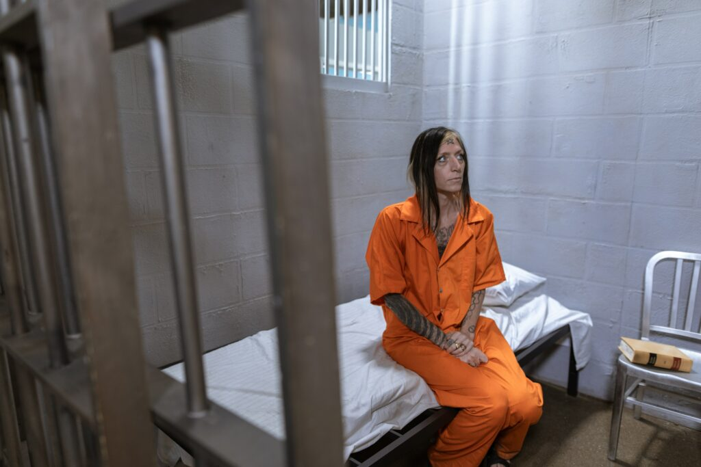 self-reflection in prison