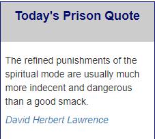 prison quote